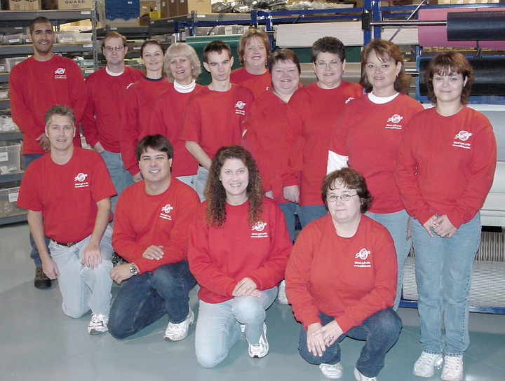Sailrite Employees T-Shirt Photo