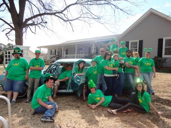 Donahue St Patty T-Shirt Photo