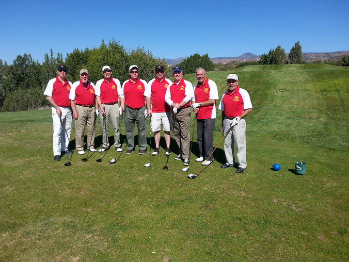 Golf Group T-Shirt Photo