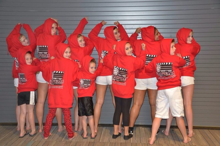 Hollywood Dance Company T-Shirt Photo