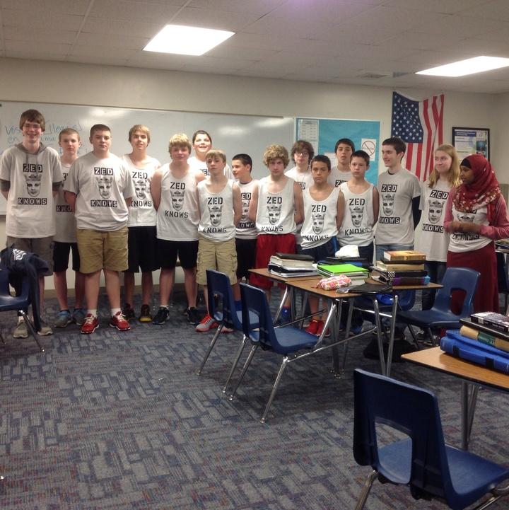 Shirts For Our Teacher T-Shirt Photo