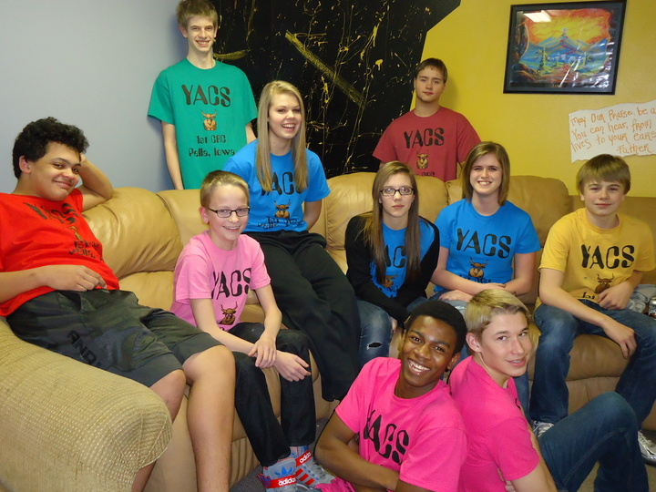 Yacs Youth Group T-Shirt Photo