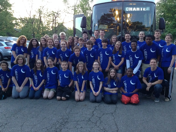 Class Trip 2014! T-Shirt Photo