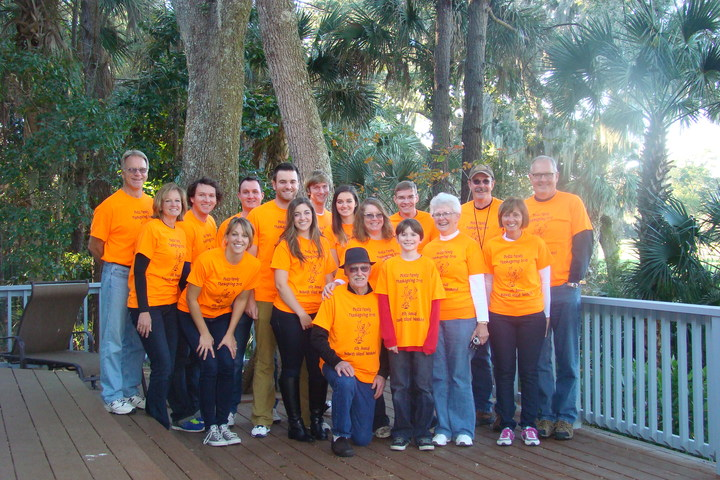 Plotts Family Kiawah Island Weekend T-Shirt Photo