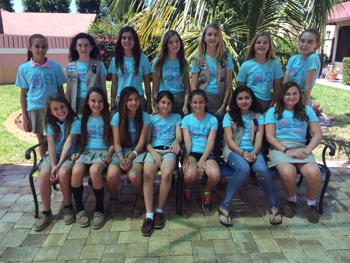 Troop 30233 Shines! T-Shirt Photo
