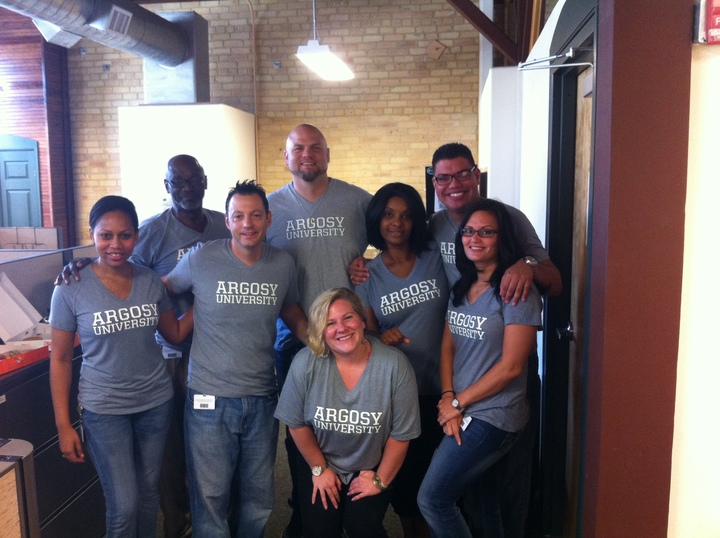 Argosy University, Tampa T-Shirt Photo