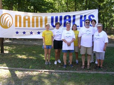 Ms Nami Walk 2007 T-Shirt Photo