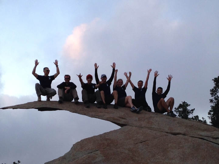 Moonlighters On Potato Chip Rock T-Shirt Photo