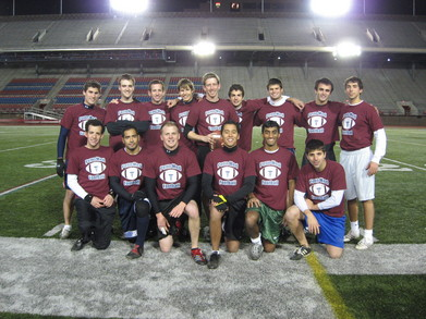 Penn Med Football T-Shirt Photo