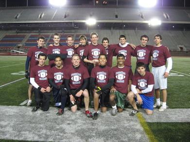 Penn Med Football T-Shirt Photo