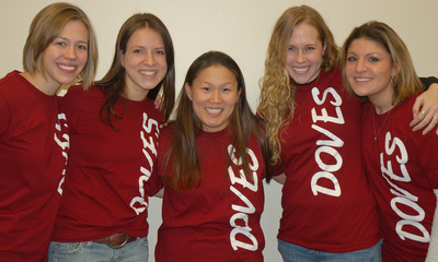 Doves  Deaf Women's Organization @ Rit T-Shirt Photo