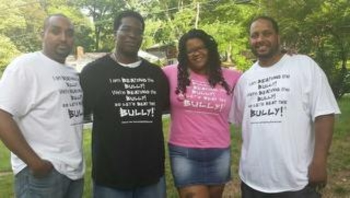 "We Are ""Beating The Bully"". T-Shirt Photo"