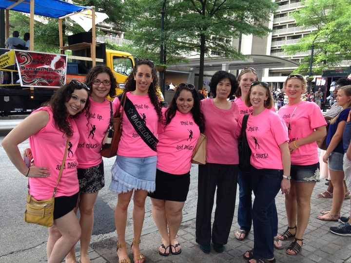 Bachelorette Party   Atlanta! T-Shirt Photo