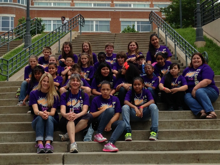 Koontz Panther's Elementary Science Olympiads T-Shirt Photo
