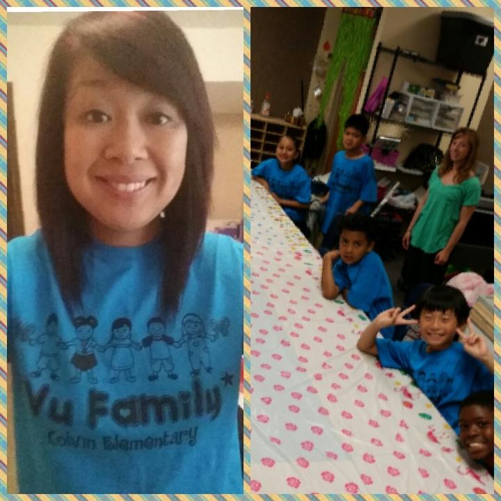 Vu Family T-Shirt Photo