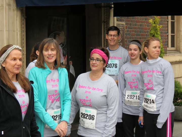 Erin's Race For The Cure T-Shirt Photo