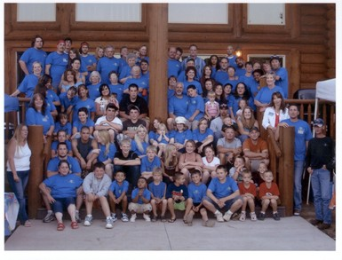 Taylor Family Reunion 2007 T-Shirt Photo
