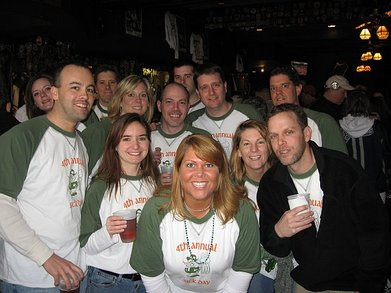 "4th Annual ""Sick Day"" On St. Patrick's Day 2007 T-Shirt Photo"