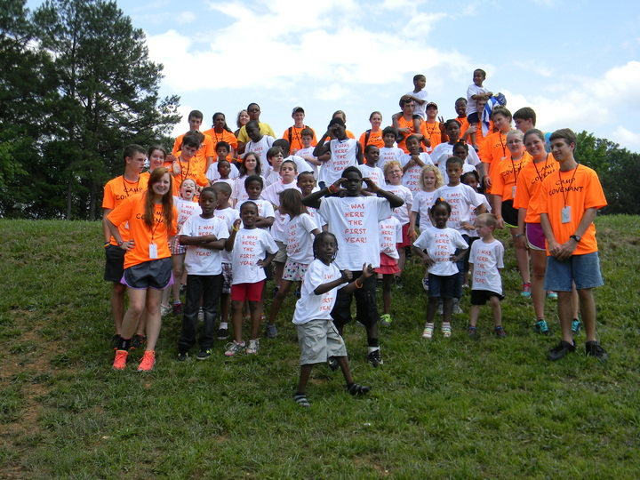 Camp Covenant T-Shirt Photo