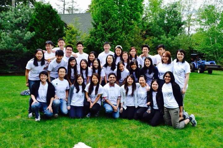 Nyu Inter Varsity Asian American Christian Fellowship T-Shirt Photo