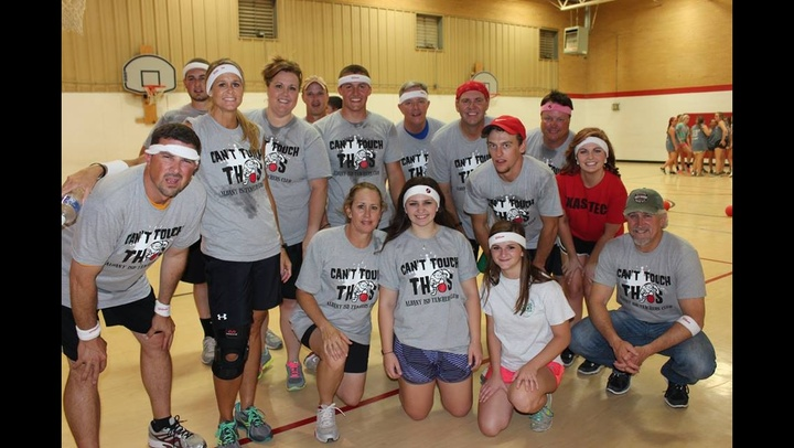 Dodgeball T-Shirt Photo