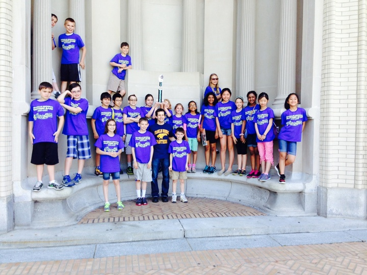 Fr Elementary Jazz Band T-Shirt Photo
