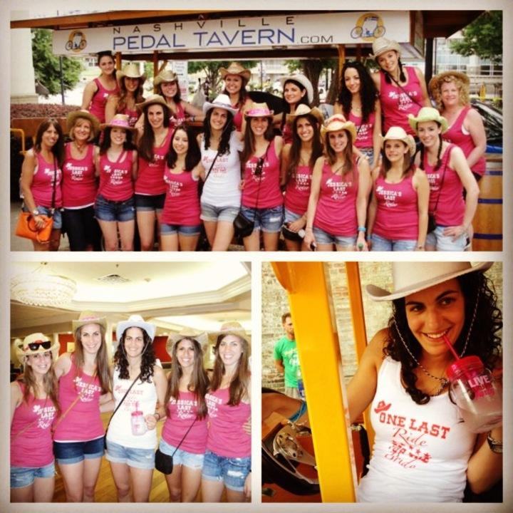 Jessica's Last Rodeo! T-Shirt Photo
