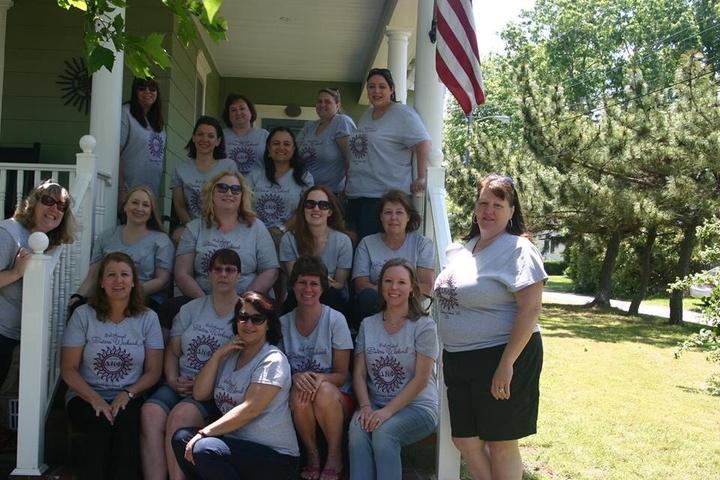 Dk Phi Sisters' Weekend 2014 T-Shirt Photo