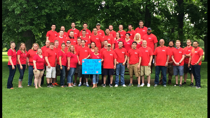 Ap Team Picnic T-Shirt Photo