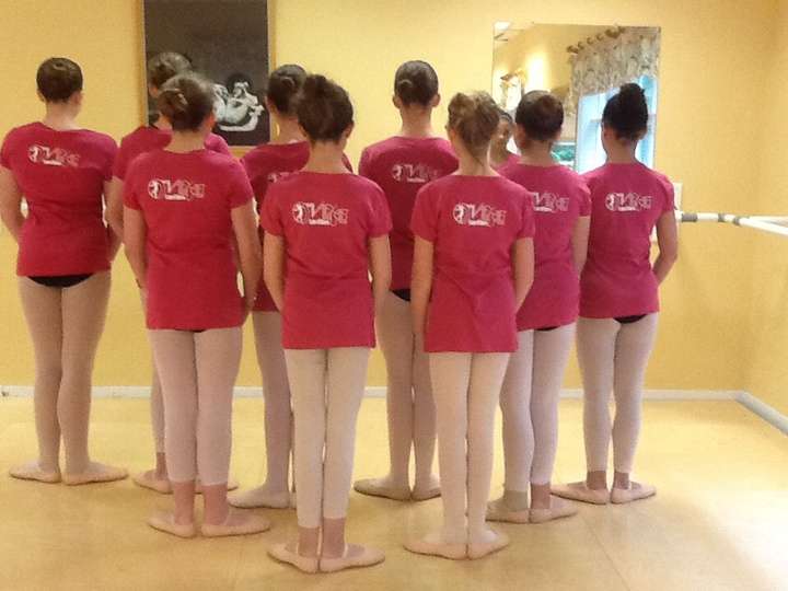 Valley Ballet Dancers! T-Shirt Photo