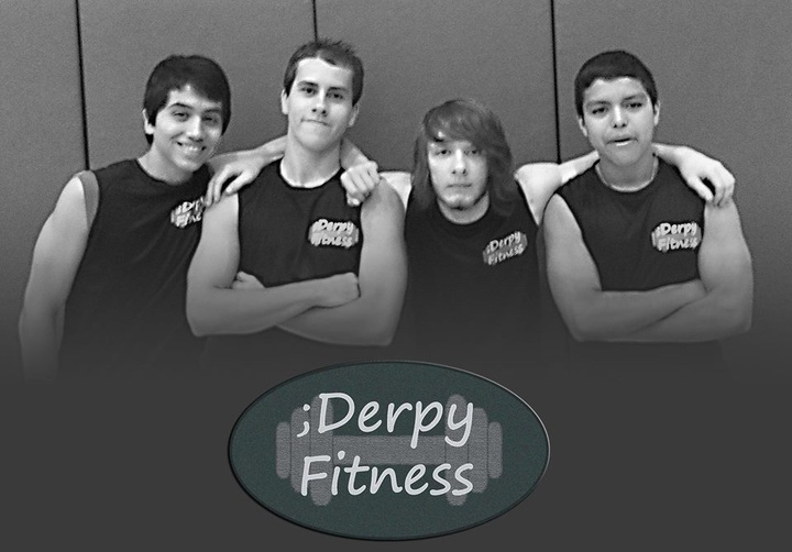 Derpy Fitness T-Shirt Photo