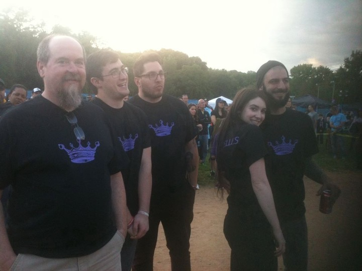 Relay For Life Team Elle's Belles T-Shirt Photo