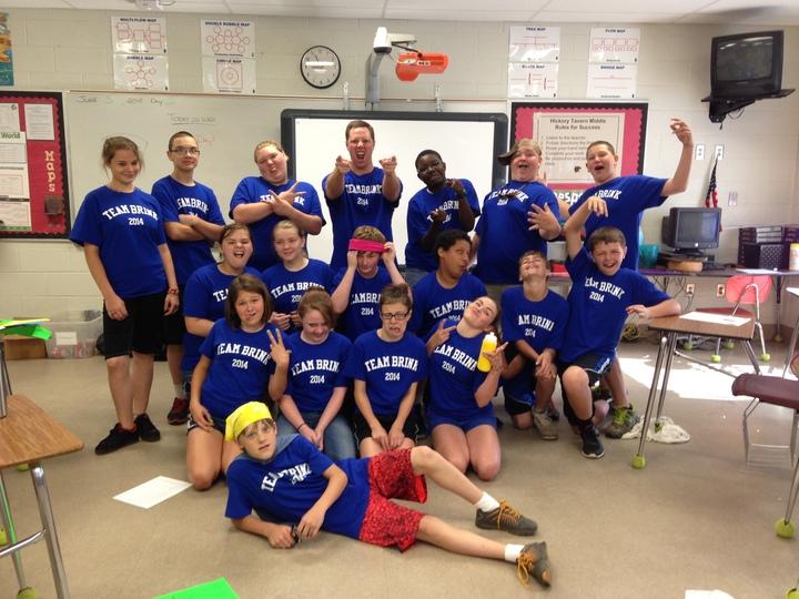 Team Fun On Field Day! T-Shirt Photo