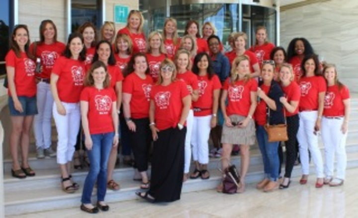 40th Birthday Celebration In Ibiza, Spain T-Shirt Photo