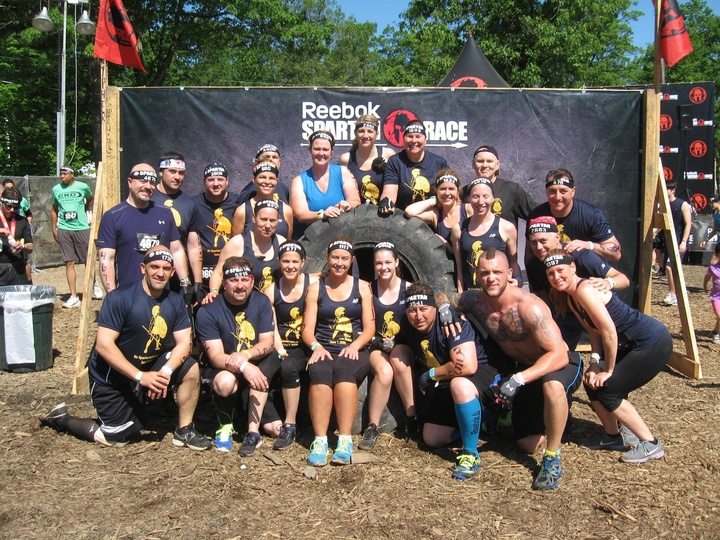 Spartan Race 2014 T-Shirt Photo