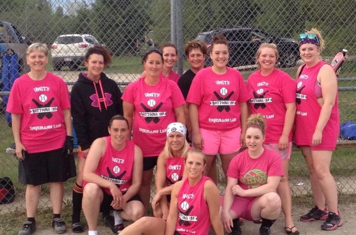 Women's Softball T-Shirt Photo