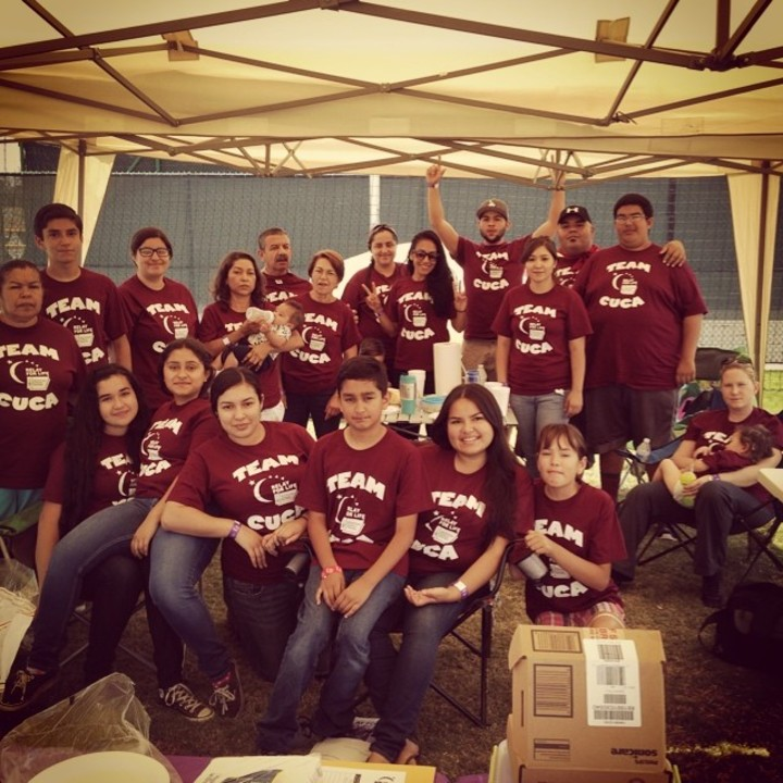 Relay For Life 2014 Norwalk, Ca. T-Shirt Photo