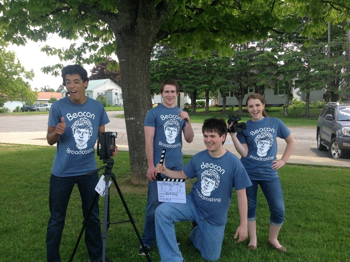 The Beacon Bunch T-Shirt Photo