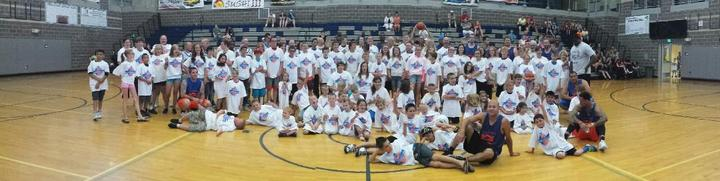 Acsea Charity Basketball Game T-Shirt Photo
