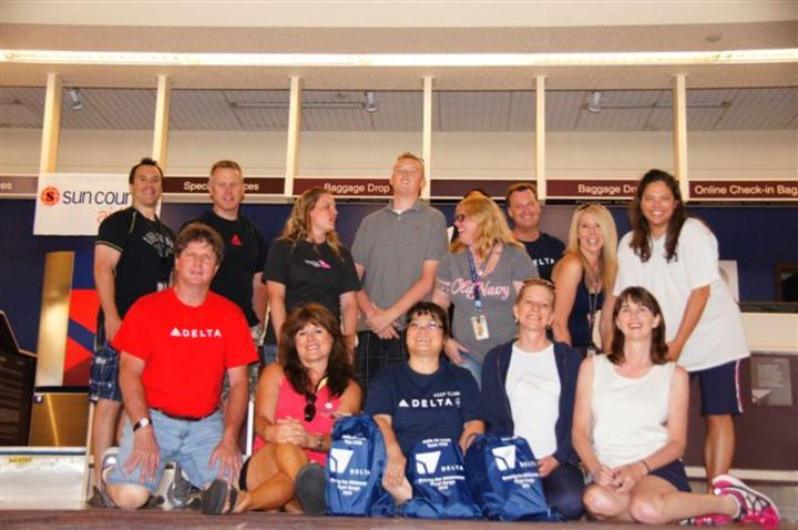 Delta Rafting Trip 2014 T-Shirt Photo