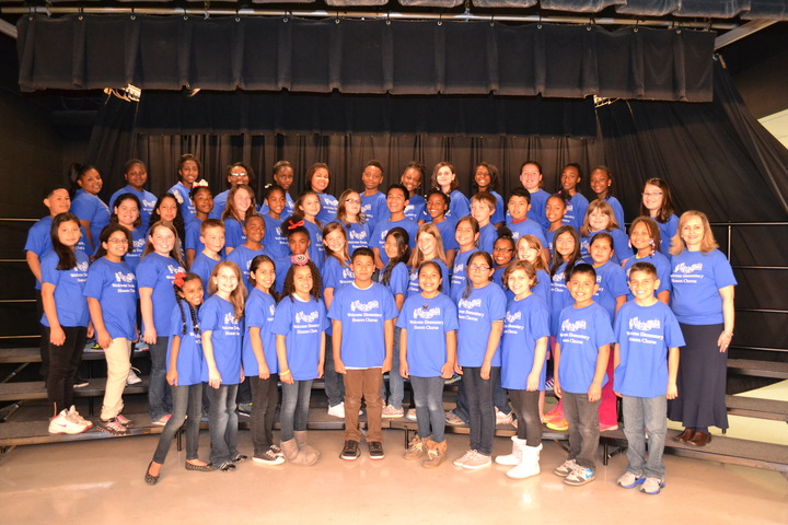 Welcome Elementary Honors Chorus 2013 2014 T-Shirt Photo