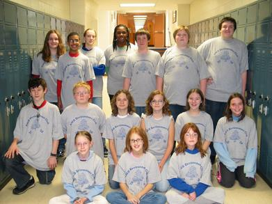 Ams Environment Club T-Shirt Photo