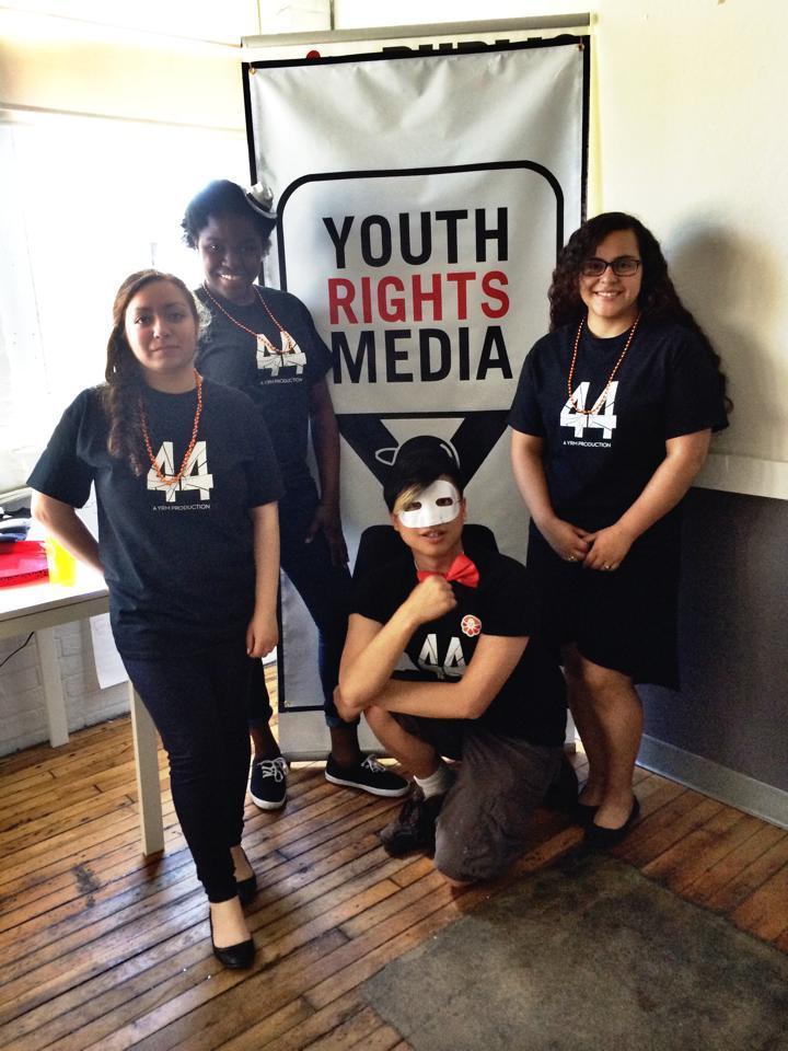 Our Graduating Senior Filmmakers! T-Shirt Photo