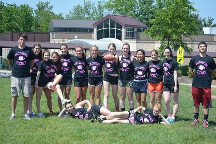 Victorious Secret Powderpuff T-Shirt Photo