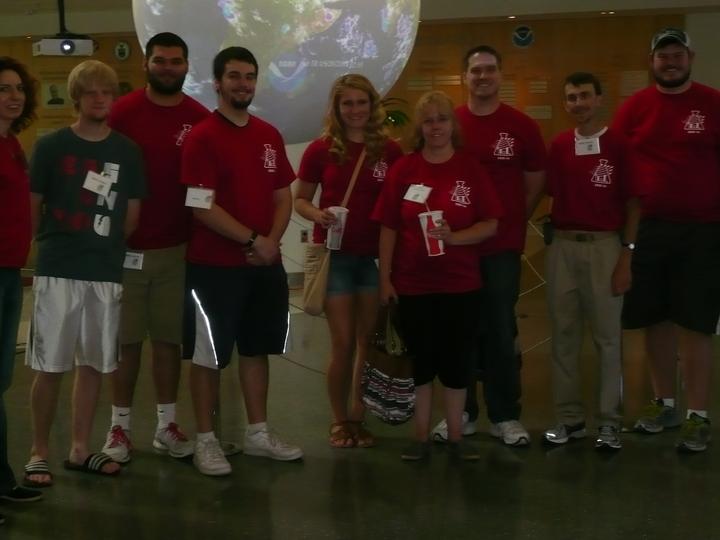 Student Summer Researchers T-Shirt Photo