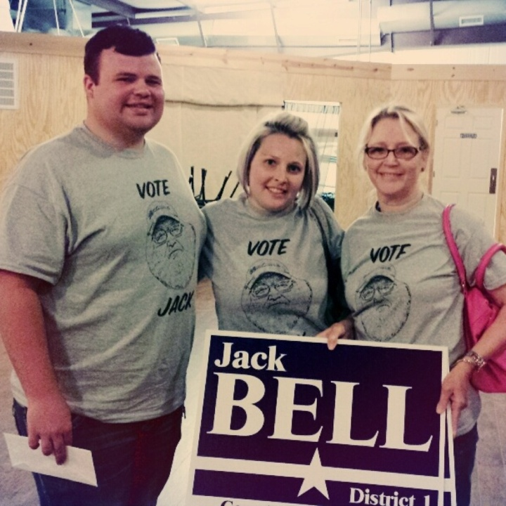 Vote Jack T-Shirt Photo