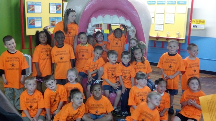 Sycamore Kindergarten T-Shirt Photo