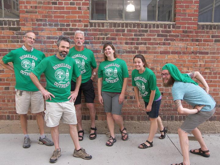 Extreme Outreach T-Shirt Photo