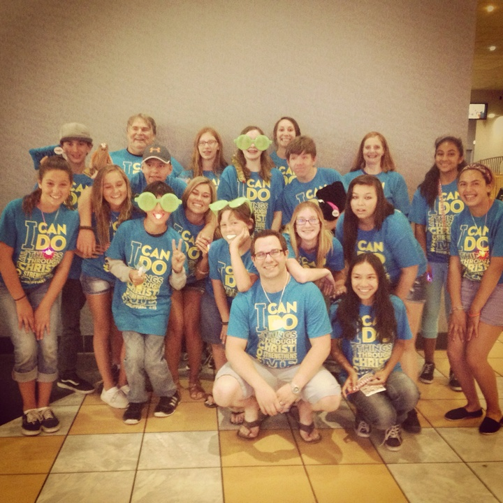 Edge Youth Group! T-Shirt Photo