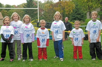 Wishes And More Charity Fun Run T-Shirt Photo